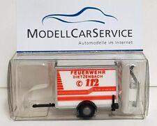 VK Modelle 02441 1:87 H0 Ballast-Trailer blau NEU//OVP