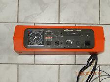 VIESSMANN Trimatik 7410 008 - Heizungsregelgerät mit Schaltuhr+Fühler,geprüft,OK