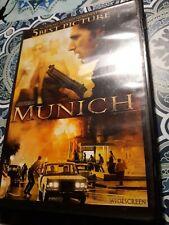 Munich (Dvd, 2006, Widescreen) Steven Spielberg