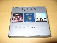 Queen - Platinum Collection, Vol. 1-3 (2006) 3 cd Box Set Excellent Condition