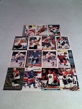 ***Eric Lindros / Brett Lindros***  Lot of 100 cards.....51 DIFFERENT / Hockey