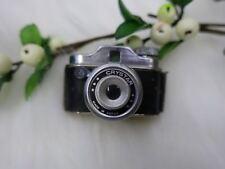 Vintage Crystar Mini Spy Camera Made in Japan