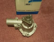 Fiat 124 coupe , 131 , 132  1800/2000 Water pump (GRAF) PA163
