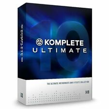 Native Instruments Pro-Audio-Software, -Loops & -Samples
