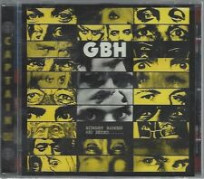 G.B.H - MIDNIGHT MADNESS AND BEYOND - (still sealed cd) - AHOY CD 193