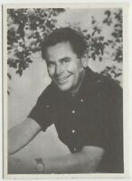 Glenn Ford 1959 MGM Film Stars Trading Card from Italy #43 E2