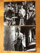 "Paul Meurisse (2 Pressefotos '63) in ""Party mit zwölf Pistolen"""