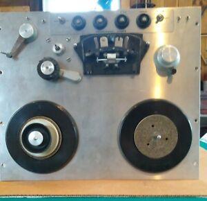 Ampex 351 Reel to Reel Transport Mechanism - Parts - #1