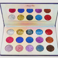 Amor Us Palette Masquerade Body And Face Glitter Palette Pigmented Remember Me