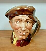 "Royal Doulton Character Jug - ""Arry"" Pearly Boy (Large) D6207 -  Good Condition"