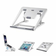 LEZCHI Laptop Stand, Adjustable laptop stand Portable Foldable Ergonomic Desktop