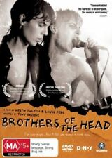 Brothers Of The Head (DVD, 2008)-FREE POSTAGE