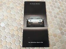 PORSCHE 928 GTS MAILER BROCHURE 1992-1995