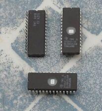 Texas Instruments  27C512-10 EPROM lot de 3 pièces, lot of 3 items