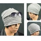 Fashion Winter Ski Men Women Knit Baggy Beanie Slouchy Chic Hat Cap Skull New