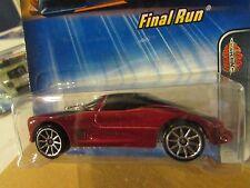 Hot Wheels Buick Wildcat #073 Final Run Red