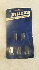 Muzzy Trocar Hunter Replacement Tips #101 - New 5 Pack