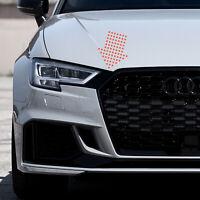 Folientechnik Bayer 1055 Akzentstreifen für Audi A3 S3 RS3 8V (freie Farbwahl)