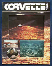 Prospekt brochure Corvette News February / March 1979 (USA)