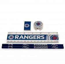 Rangers F.C. Core Stationery Set Official Merchandise