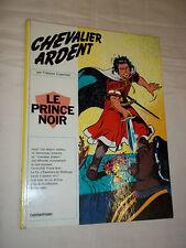 """""""CHEVALIER ARDENT - LE PRINCE NOIR"""" CRAENHALS (1970) EDITION ORIGINALE"""