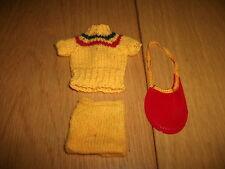 Barbie/ Skipper - Abbigliamento aus den 60/Anni '70 anni per 23cm