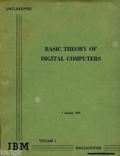 Basic Theory of Digital Computers * CDROM * PDF