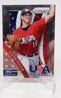 2014 Panini Prizm USA Baseball #9 Clayton Kershaw 18U National Team Card
