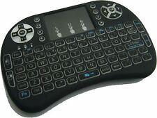 Mini i8 Bluetooth BT Wireless 2.4G Keyboard For Smart TV Box PS3 XBox Laptop PC
