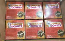 QTY OF 60 Keurig Dunkin' Donuts - Original Blend Coffee K-CUP K-cups
