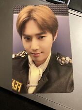 Exo Don't Mess Up My Tempo Suho Photocard