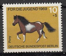TIMBRE ALLEMAGNE  NEUF N° 301 ** CHEVAL