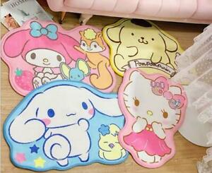 Cinnamoroll Melody Hello Kitty Badtz Maru Carpet Bedroom Doormat Floor Mat Rug