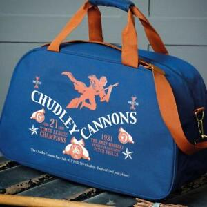HARRY POTTER CHUDLEY CANNONS HOLDALL BAG ROYAL - OFFICIAL GIFT