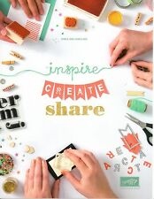 Stampin' Up Idea Book & Catalog 2014-2015