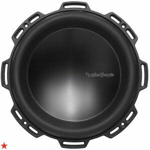 "Rockford Fosgate T1D410 10"" Power T0 Series Dual 4 ohm Car Audio Subwoofer 1200W"