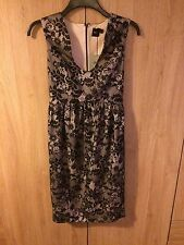 BNWT WOMENS ASOS LACE DRESS SIZE 10
