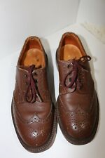 Paul Smith  Brown Oxford Men Shoes Size 8, Pre-Owned, Good condition