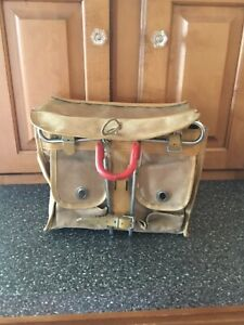 Vintage Lafuma Randonneur HandleBar Bicycle Bag Rack