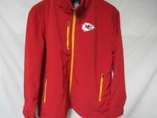Kansas City Chiefs Mens Size XL Full Zip Screen Printed Soft Shell Jacket  B1 243 5b6e6f2ae