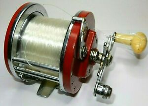 Ocean City 961 Saltwater Vintage Fishing Reel  Rare Nice Condition        #1265