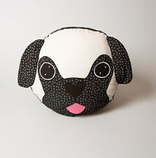 Pablo THE PUG Cuscino KIDS CHILDREN'S ROOM DECOR Animale Cane Cuscino Sass & Belle