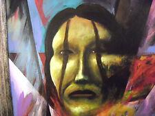 Native American Art-Painting-Tim Tate Nevaquaya