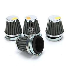4x 52mm Air Filter Pod Fit Suzuki GSXR 750 1100 750R KATANA GSX 1100F GSX600F