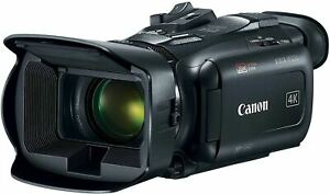 Canon VIXIA HF G50 4K30P Camcorder, Black