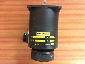 Berger Lahr RDM 596/50 LNB Stepping Motor, Rotary Encoder 25-500