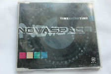 Novaspace Time after time (2002) [Maxi-CD]
