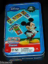 NEW Sealed Mickey Mouse Clubhouse Domino Game 3D Cover DISNEY!