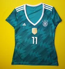 5+/5 Germany soccer LARGE women jersey DFB 2018 shirt BR3149 football Adidas