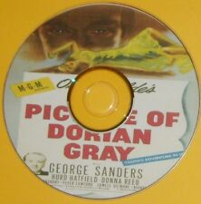 DRAMA 101: THE PICTURE OF DORIAN GRAY 1945 Albert Lewin George Sanders, Reed